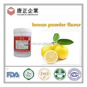 Water Soluble Lemon Powder Flavor For Instant Drink Powder
