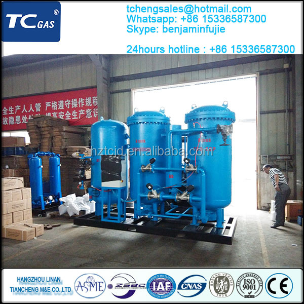 PSA Oxygen Generator Filling Station High Purity Top Quality
