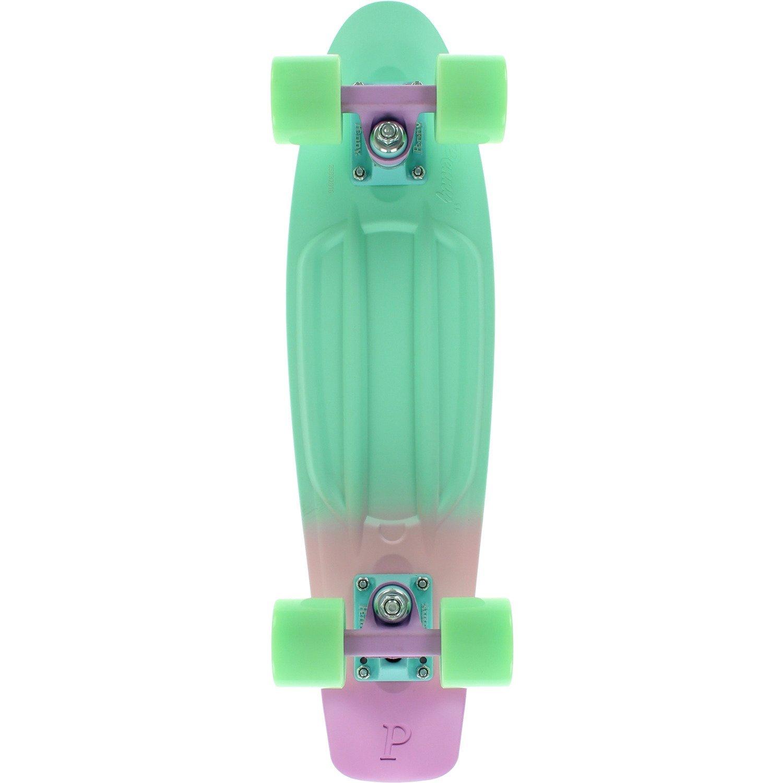 """Penny Skateboards Peppermint Fade 22"""" Complete Skateboard - 6"""" x 22"""""""