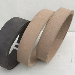 Non Asbestos rubber based brake lining in roll