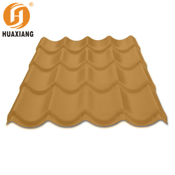 Best sellers plastic new ecological roof sheet for factory/thailand roof building material price