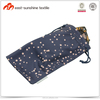 Custom design heat transfer printing fashionable microfiber sunglasses pouch