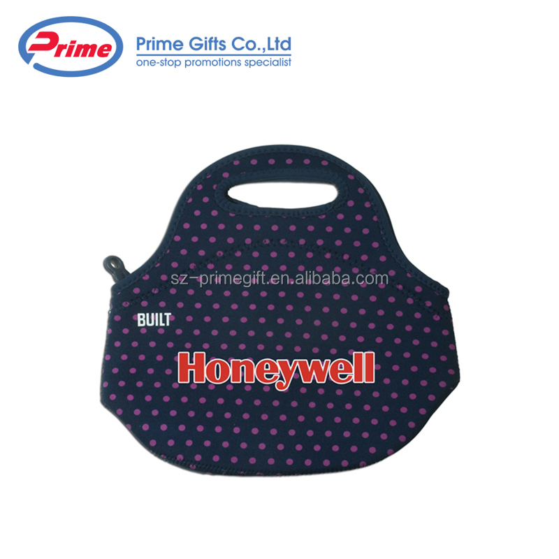 Full Color Picnic Tote Insulated Lunch Bag Cooler