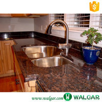 Manufacture Excellent Quality Tan Brown Granite Kitchen Countertop Factory Price
