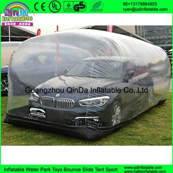 Transparent Car Cover Tent Model Show Advertising Capsule Tent - Show car cover
