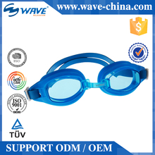Promotional High Standard Fancy Kids Swimming Goggles Anti Fog