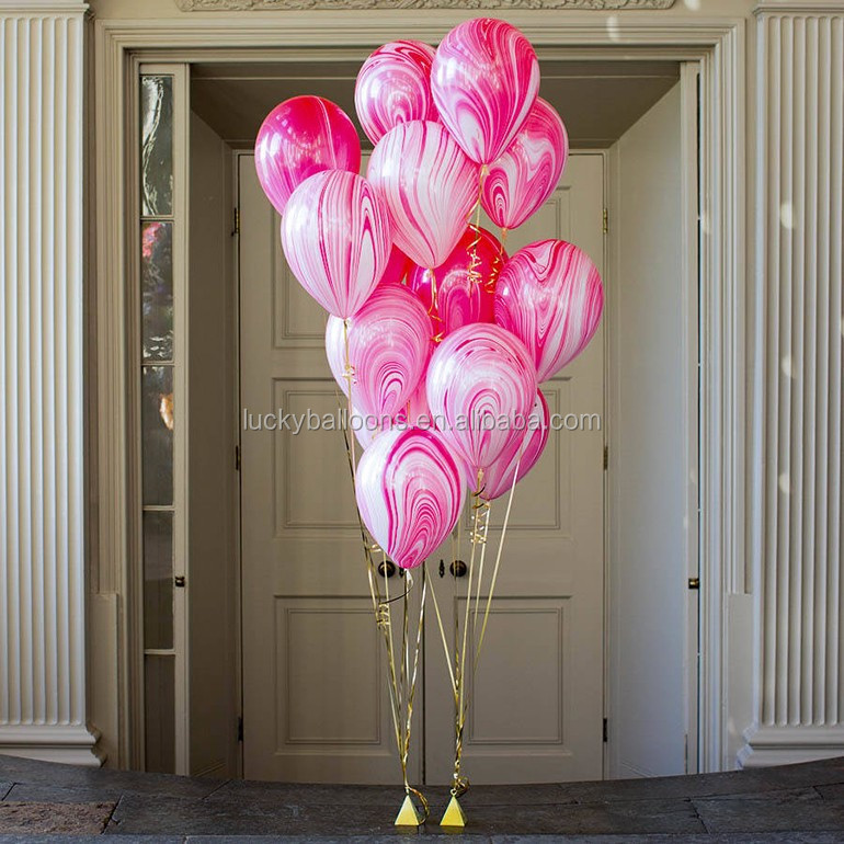 striped marble latex balloons striped marble latex balloons suppliers and manufacturers at alibabacom