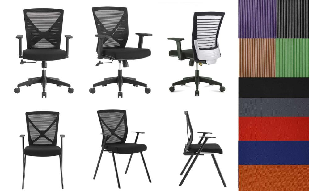 New Style Boss Mesh Back Office Chair Swivel Parts