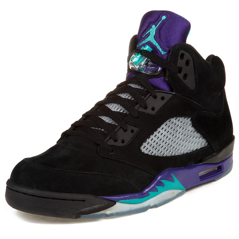 huge discount 500bd 6abf1 Nike Mens Air Jordan 5 Retro