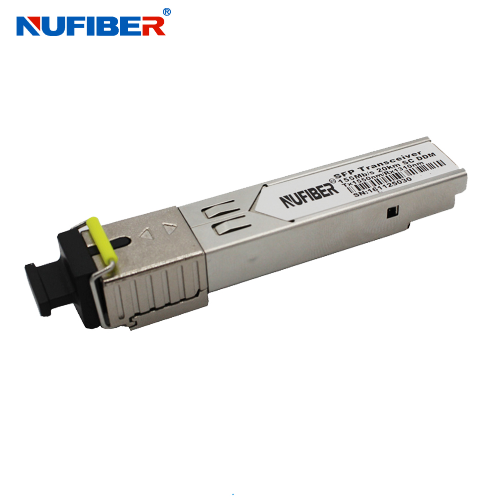 single mode sfp fiber transceiver module with SC Connector 40km SFP