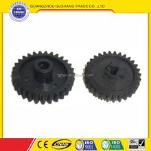 compatible laser printer Lower Pressure Roller Gear for hp 1020 1012 1015 m1005