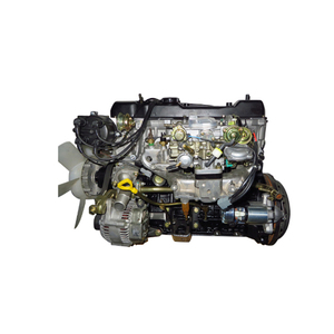 Supplying High Quality automobile engine assy for toyota hiace 1RZ
