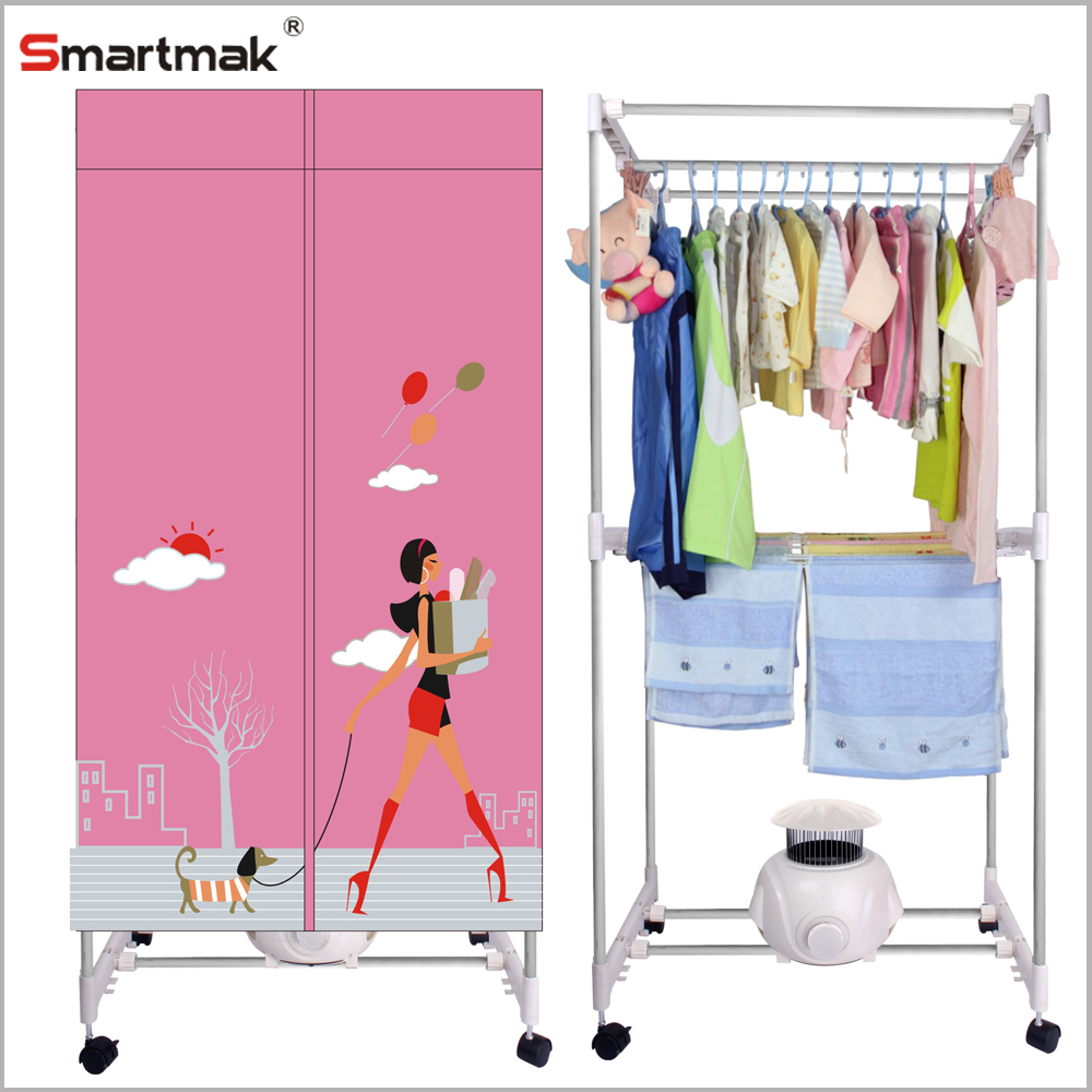 Double Layer Electric Clothes Dryer