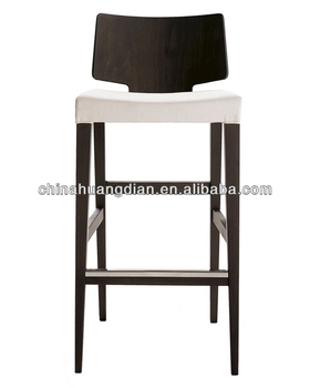White Fabric Walmart Bar Stools Hdb171