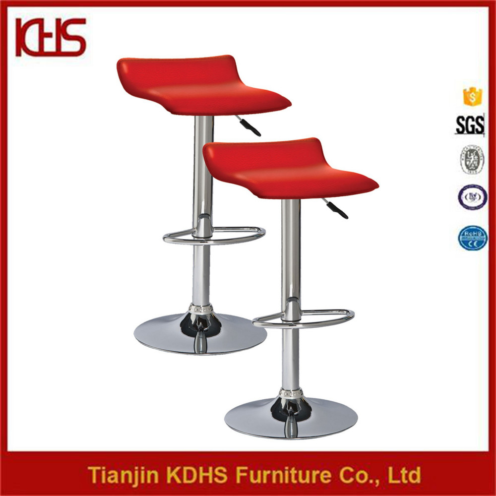 stools contemporary modern adjustable bar barstools swivel armless height leather lattice red furniture zuri stool