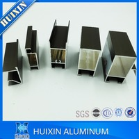 Tanzania window frame aluminium extrusion profile