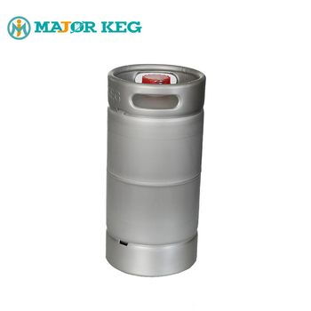 Wholesale AISI 304 Stainless Steel 15L Beers Barrel For Sale