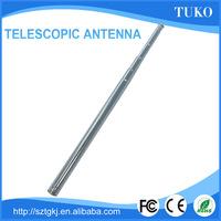 Free sample Aluminum Whip Telescopic ham car headset am FM Radio Antenna Shenzhen