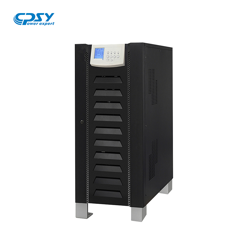 Online UPS 10KVA 15KVA 20KVA three phase low frequency industrial UPS for medical application