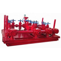 Factory price API choke manifold and kill manifold for petroleum equipment