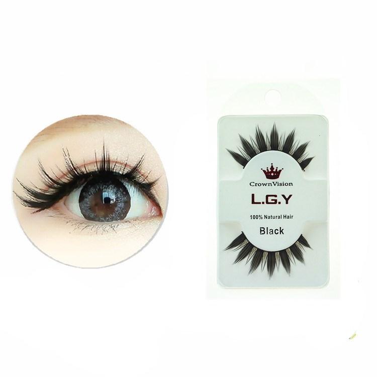 Luxury private label custom acrylic paper false packaging plastic box synthetic eyelash фото