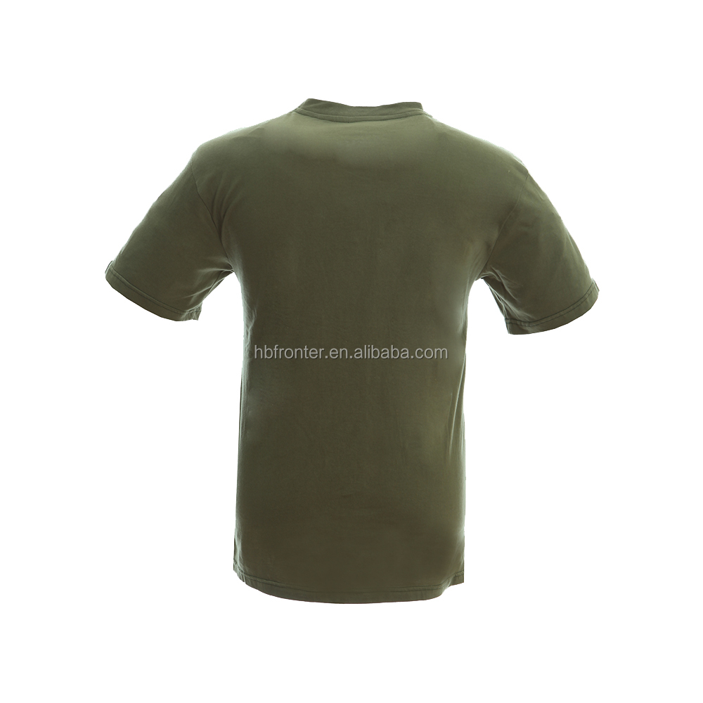 Wholesale cheap price cotton army green t shirt us army t shirts for sale e477e09c9da