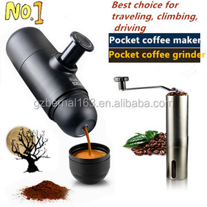 New style portable coffee maker, mini portable coffee maker ,portable espresso coffee maker