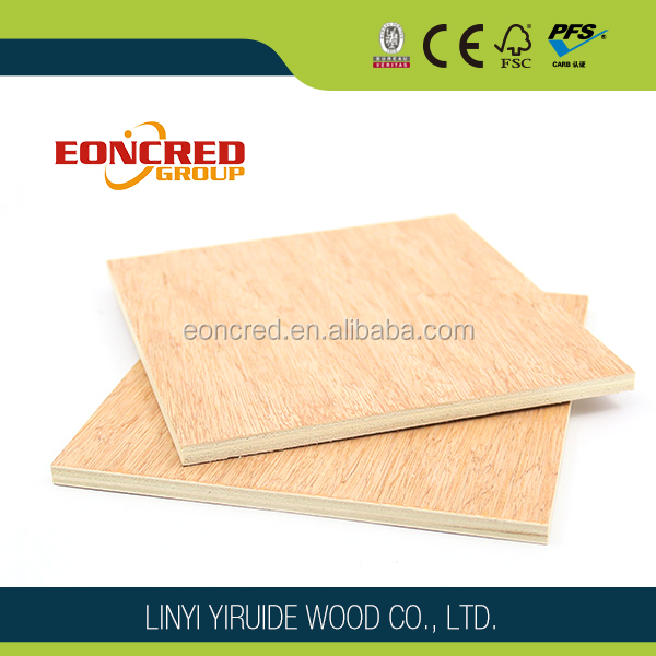 Construction 1220*2440mm 17mm Thickness Plywood