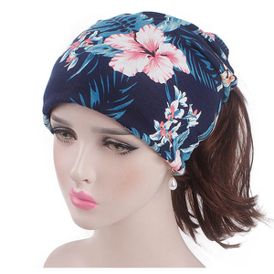 Promotional multifunctional headscarf cotton bandana headscarf
