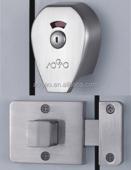 Aogao Zinc Alloy Commercial Bathroom Stall Door Latches Buy - Bathroom stall door latch