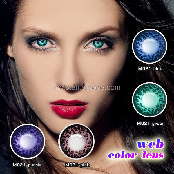 Glow twinkies wholesale free color contacts with SFDA approval