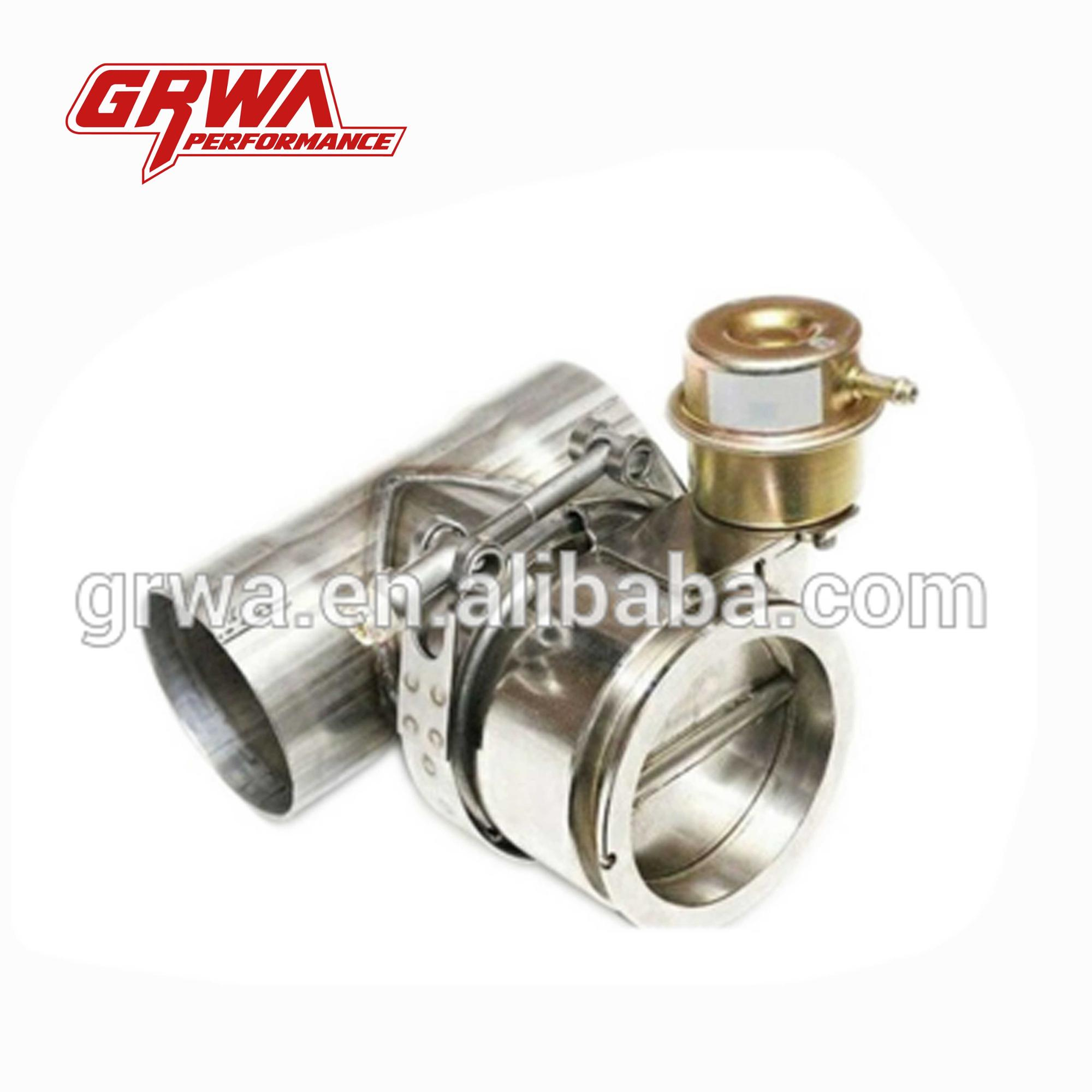 GRWA Stainless Steel Exhaust Valve Vacuum Cutout