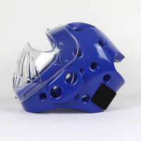 Soft and breathable custom made helmets, kick boxing head guard