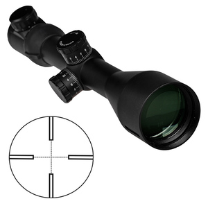 2-10x50IR long eye relief illuminated reticle guns hunting scopes