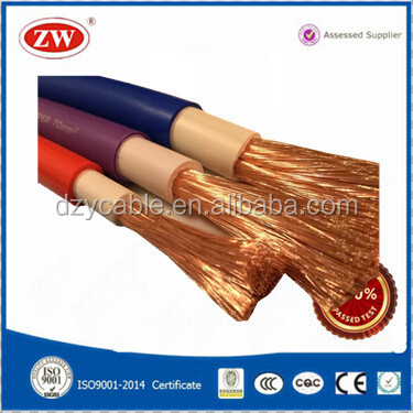 Extra Copper Flexible 70mm2 Welding Cable