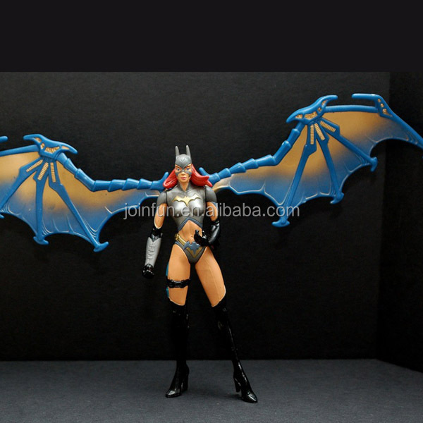 Movable action figure;Flexible Custom action figure ; Make Custom action figure toy