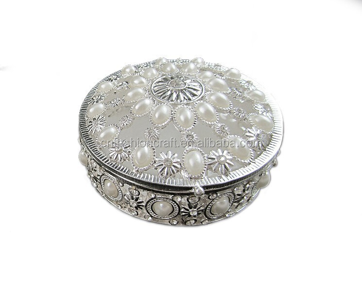 Jewelry Box Diamond Crystal Box For Jewellery Parring Ring Animal