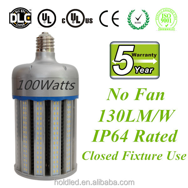 150w 120w 100w 80w ul corn lamp e39 warm white replace 300w HID