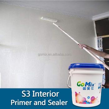 Base Coat Primer Anti Alkali S3 Best Paint Primer Interior - Buy Best Paint  Primer Interior,Interior Texture Paint,Undercoat Paint Product on