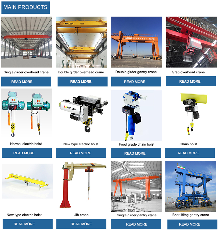 Single Beam Bovenloopkraan Machines Voor Koop Van China