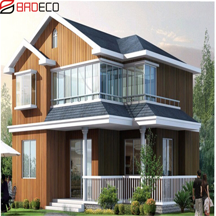 Cheap Good Easy Installation Steel Villa
