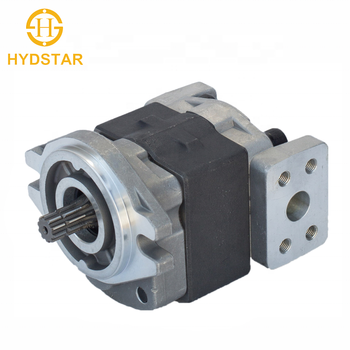 Replace Shimadzu Aluminum Hydraulic Gear Pump SGP2 for Kayaba Forklift