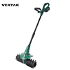 VERTAK 18V outdoor cordless power lawn brush sweeper for artificial grass