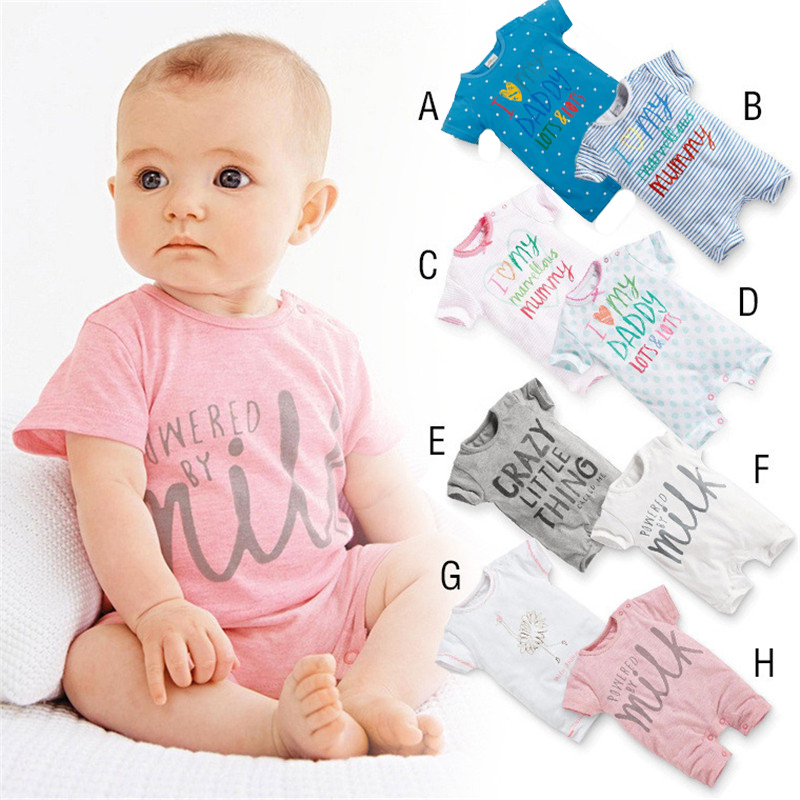 ea7bd073d0be Cheap Unisex Baby Rompers