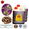 Traditional perilla seeds brand names oil Cooked squeeze Perilla seed oil