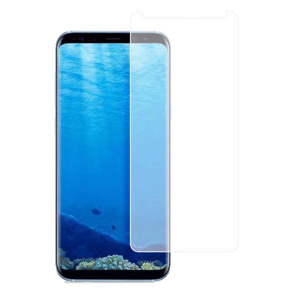 Galaxy S8 Screen Protector[Case Friendly][Updated Design], Full Coverage[Tempered Glass]Screen Protector for Samsung Galaxy S8 [HD][Anti-Bubble]