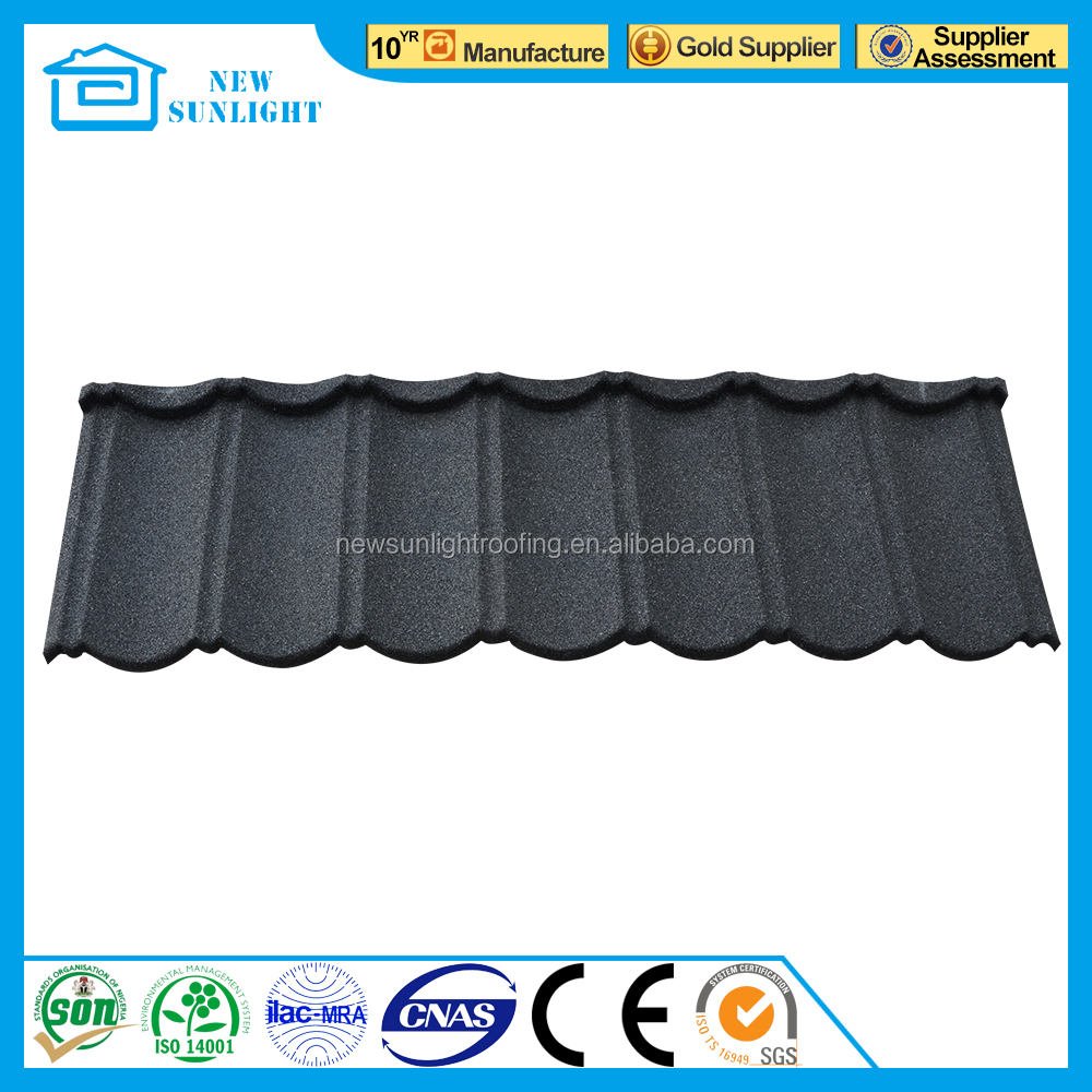 Corrugated Roofing Types of Stone Coated Steel Roofing Tiles Materials Roof Designs