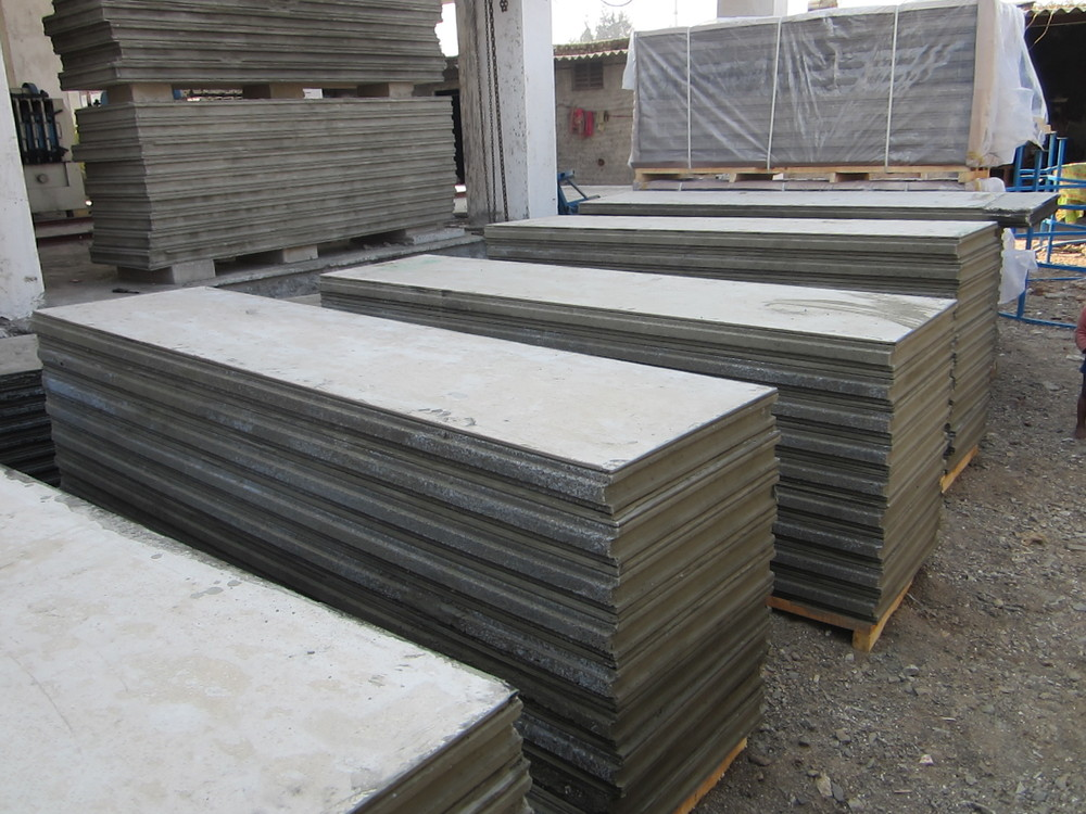 Precast foam cement wall panellightweight wall panel for Concrete foam walls