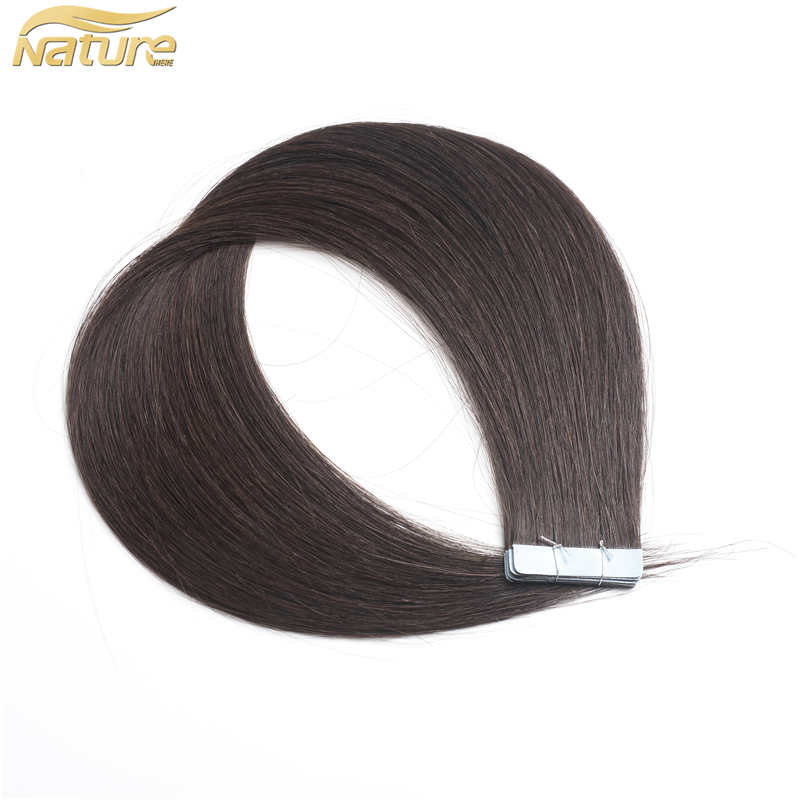 Factory price wholesale brazilian great tape hair extensions weave virgin hair extension tape manila philippines hair
