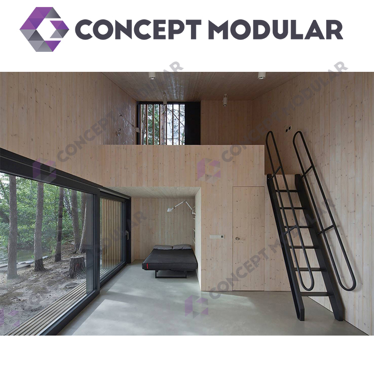 Duplex House Plans 2 Bedroom Prefab Modula Homes - Buy Log Cabin 2  Bedroom,Log Cabin Prefabricated 2 Bedroom,Log Cabin Kits Prefab House  Product on ...